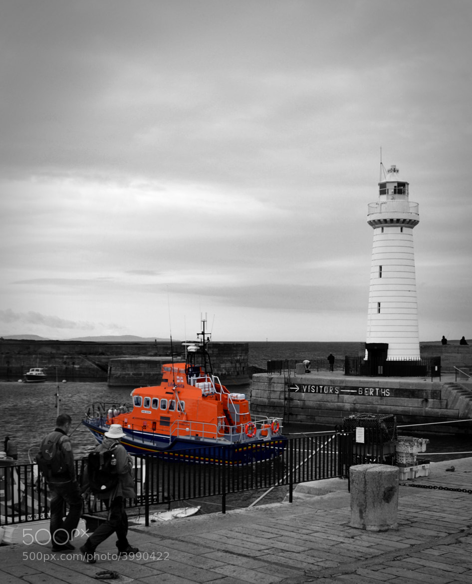 Photograph Donaghadee Lighthouse by Chris Cardwell on 500px
