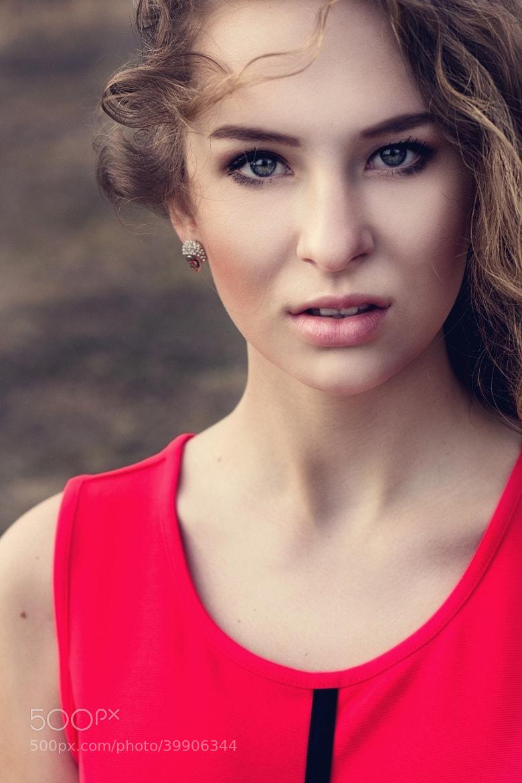 Photograph Elizaveta by Nijaz Turdaliev on 500px