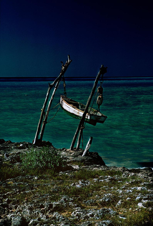 Photograph Fishing Boat by Jeffrey Klug on 500px