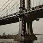 J train crossing East River