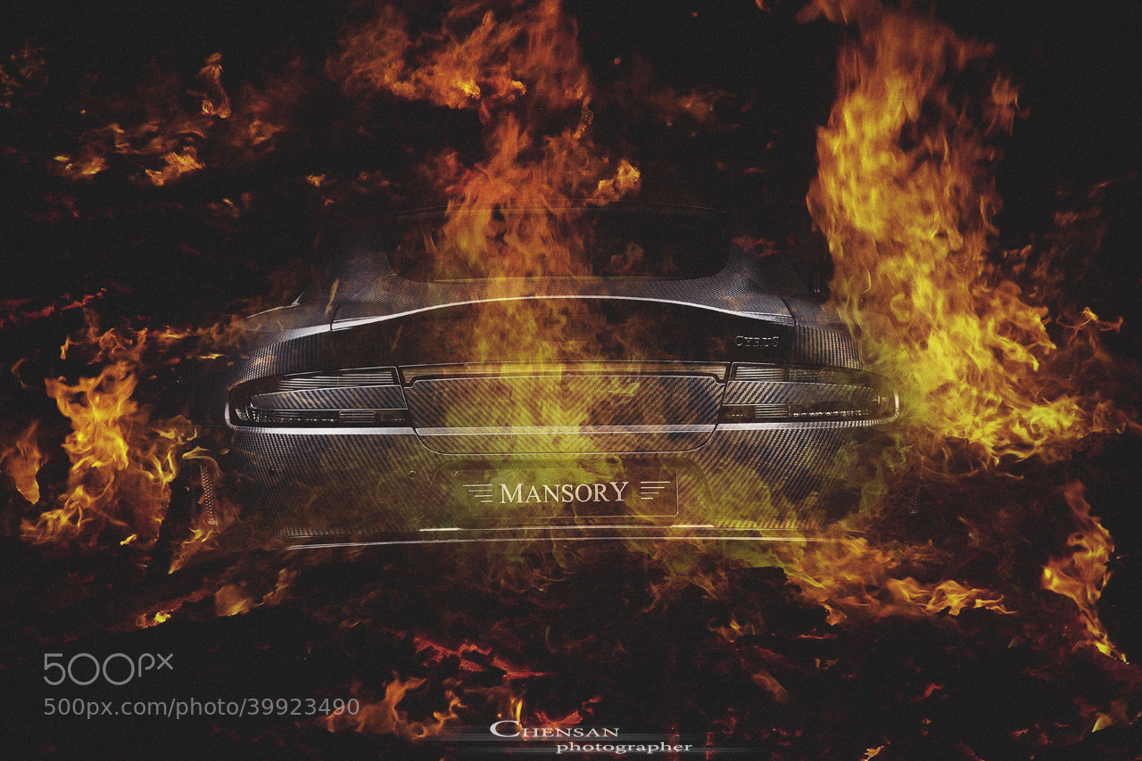 Photograph Aston Martin DBS Mansory Cyrus .Limited Edition .by Chensan by  Chensan on 500px