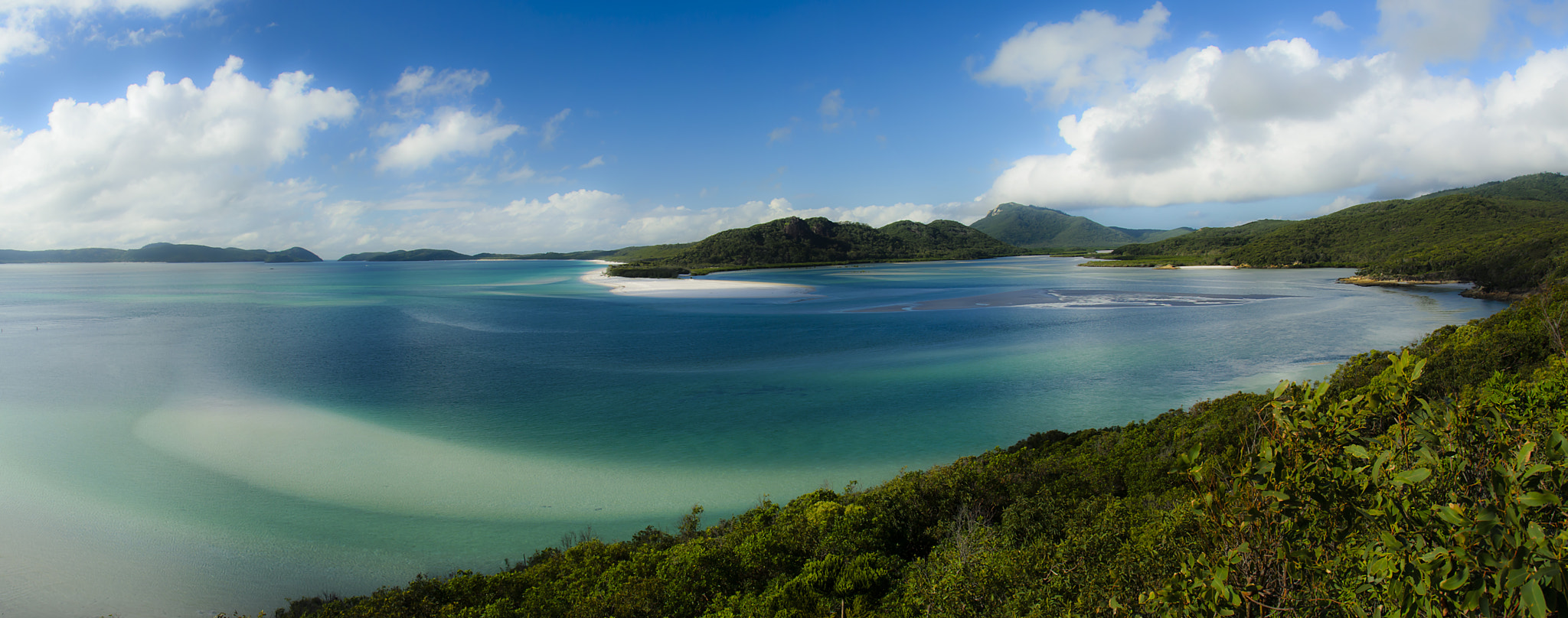 Photograph Hill Inlet - Whitsunday Island by Martijn Barendregt on 500px