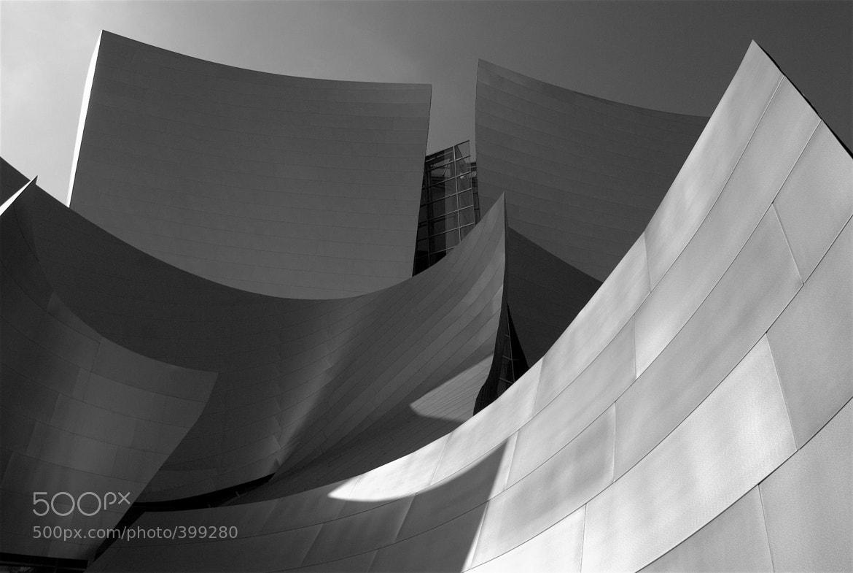 Photograph walt disney concert hall by Jürgen Keil on 500px