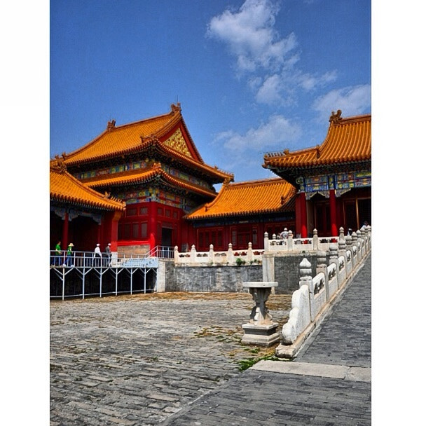 Photograph The forbidden palace beijing  by Mark Hopkins on 500px