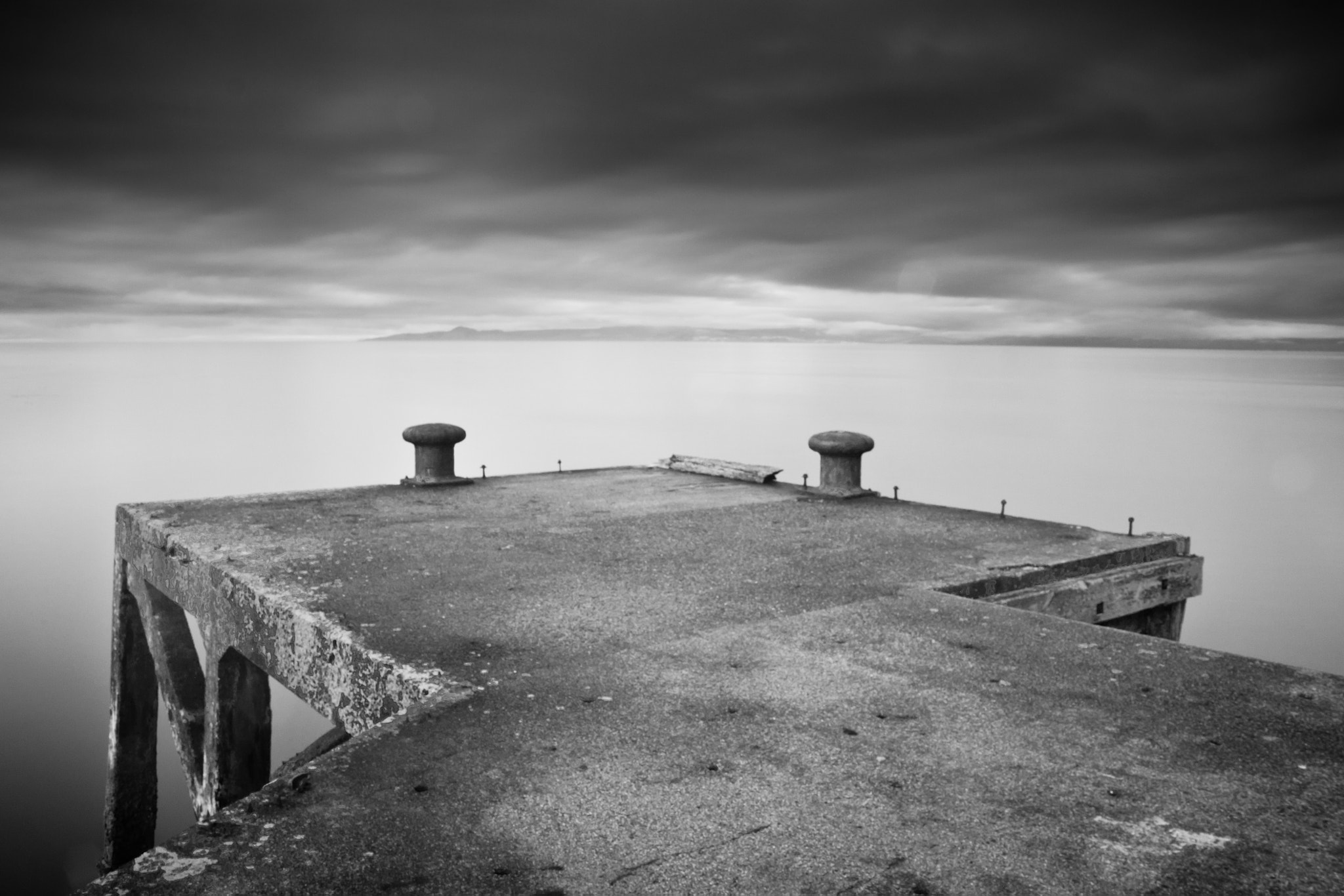 Photograph the Pier at Portencross #4 by Callum Strachan on 500px