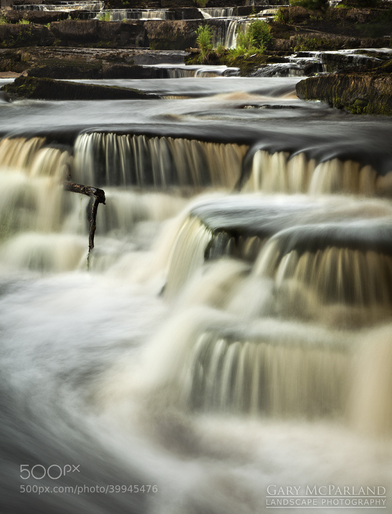 Photograph The Cascades by Gary McParland on 500px