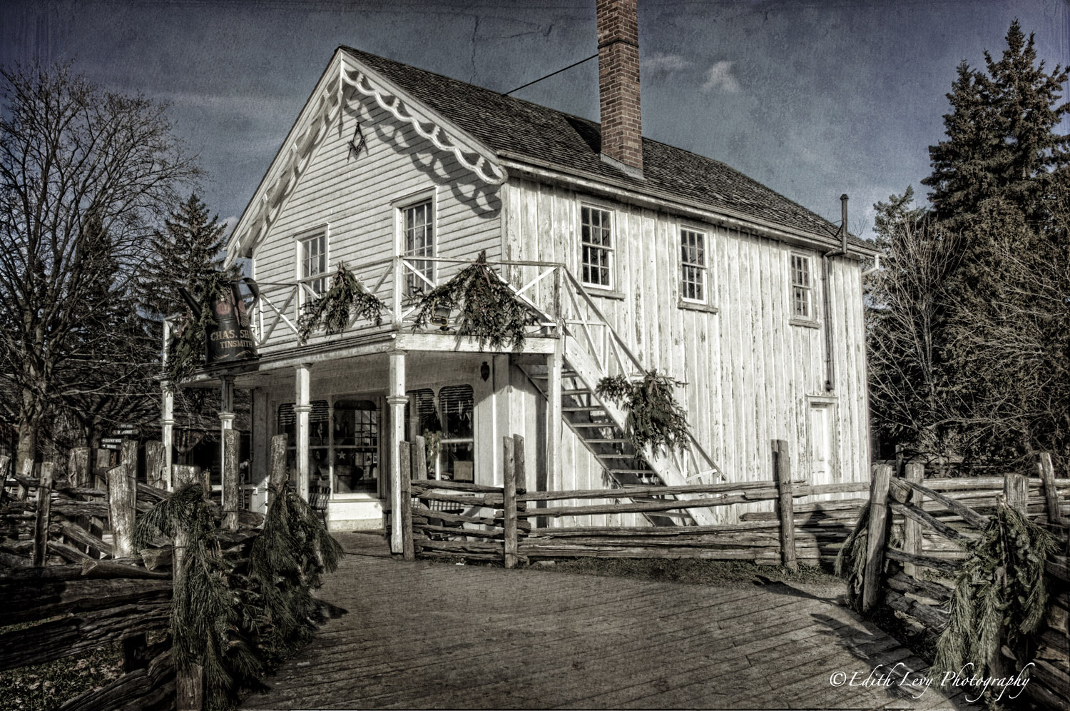 Photograph The Tinsmith Shop by Edith Levy on 500px