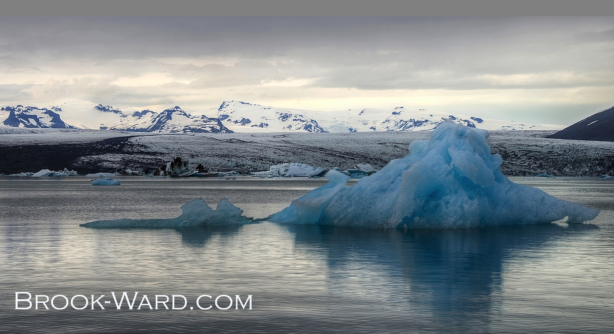 Photograph Iceland Iceberg by Brook Ward on 500px