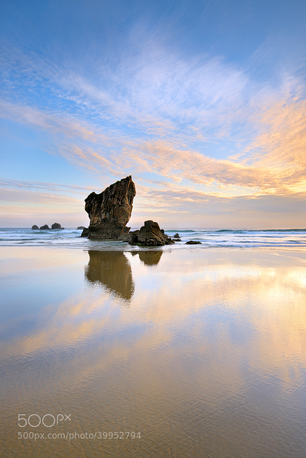 Photograph Playa de Aguilar by Carlos Resende on 500px