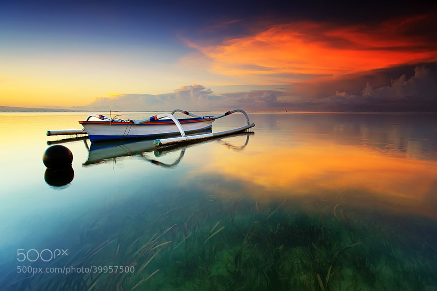 Photograph The Boat by Agoes Antara on 500px