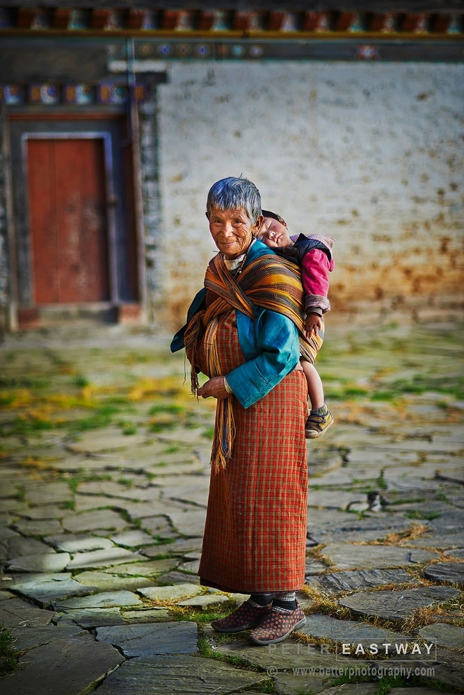 Photograph Proud Grandmother by Peter Eastway on 500px
