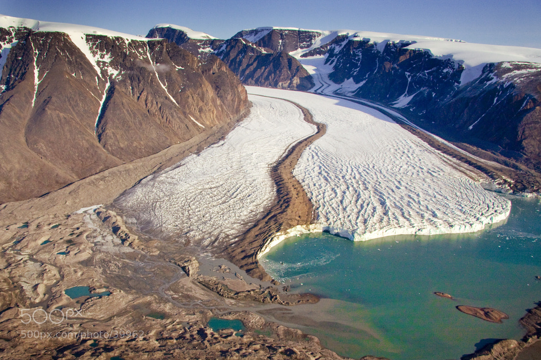 Photograph Ice river by Vyacheslav Cherkasskiy on 500px