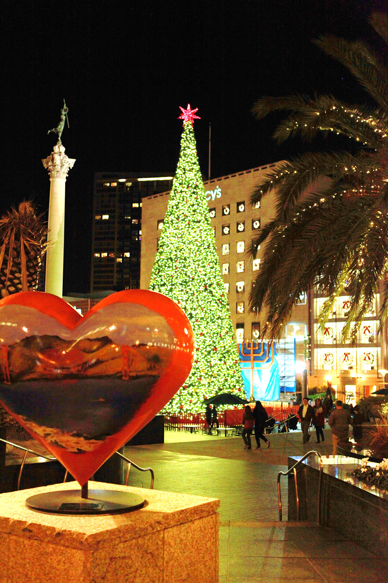 Photograph Christmas in San Francisco  by Leonidas EL-Guapo on 500px