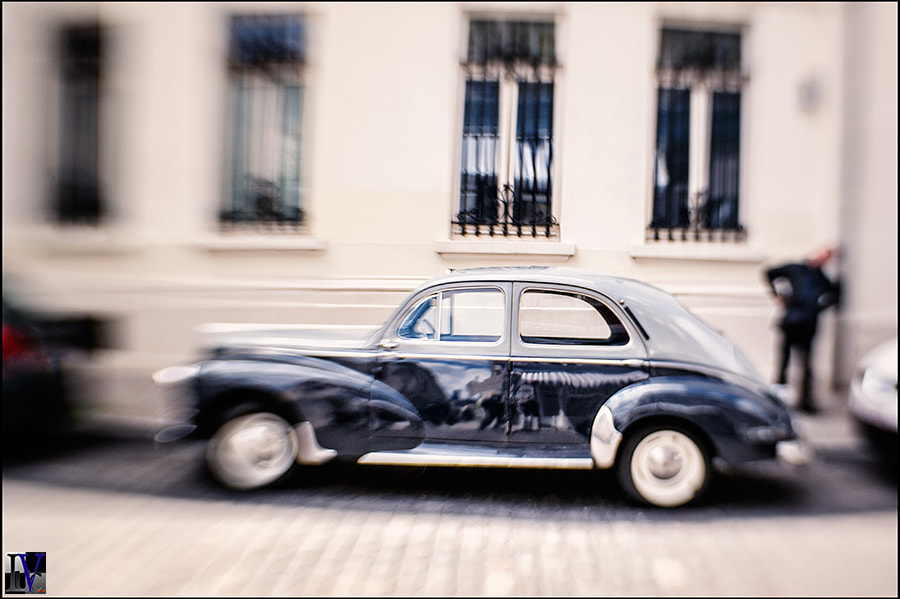 Photograph  Peugeot 203 by Luc V.. on 500px