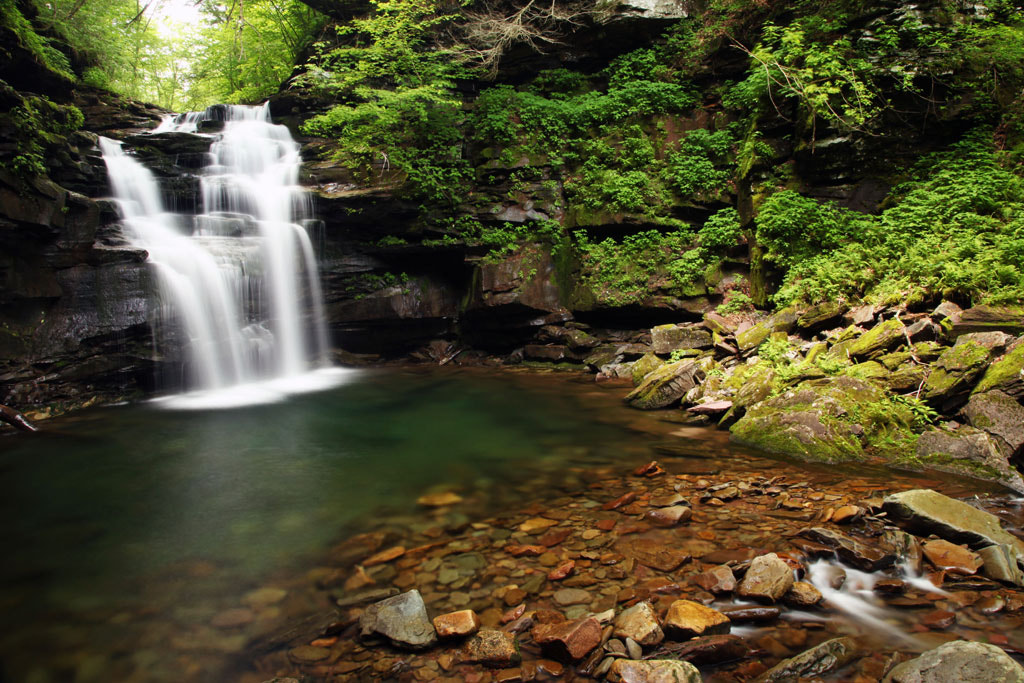Photograph Big Falls by Doug McMillen on 500px
