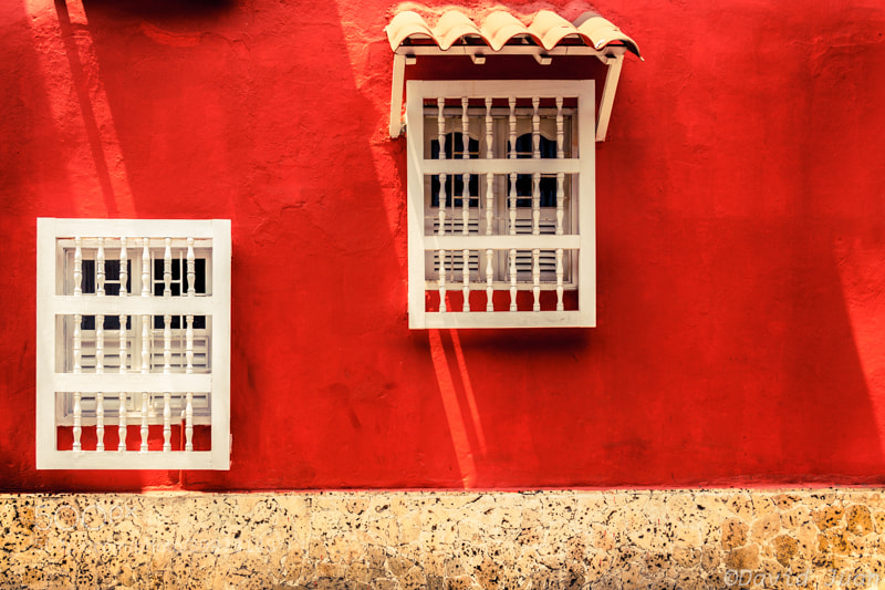 Photograph White&red by David Juan on 500px