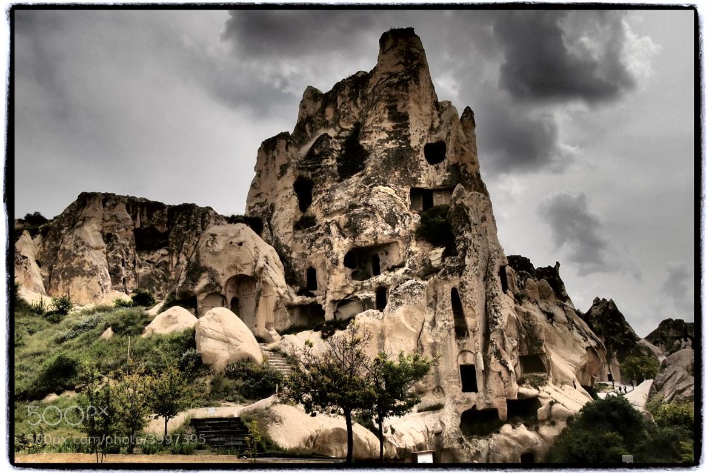 Photograph Cappadocia Caves! by Alok Sharma on 500px