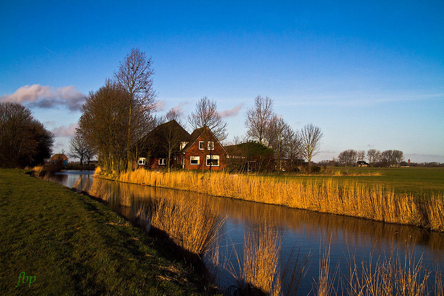 Photograph Evening in Holland by Dave Smith on 500px