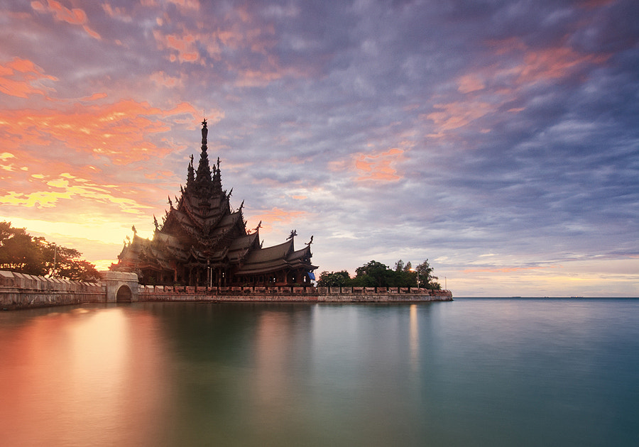 Photograph Pattaya - A Different Side by Heru Rishardana on 500px