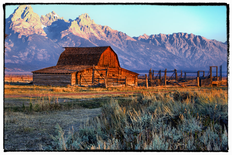 Old West Morning