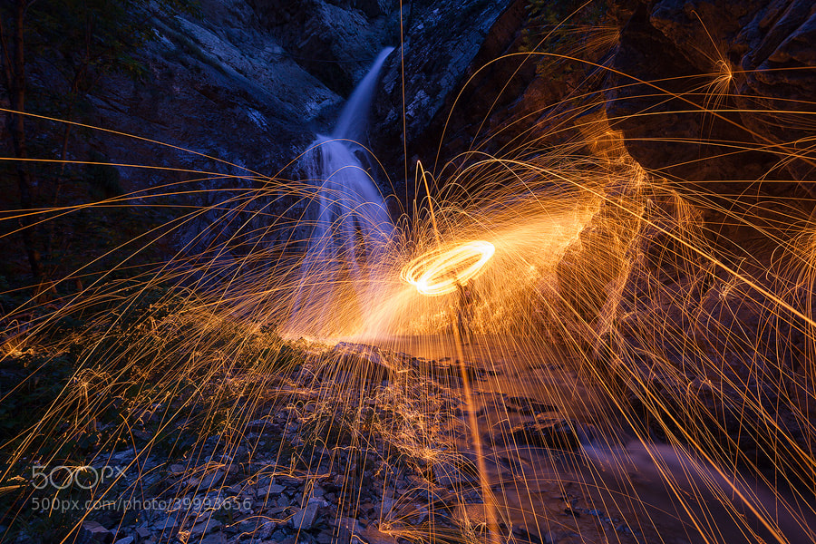 Photograph Beaume Explosion  by Francesco  Bogetti on 500px