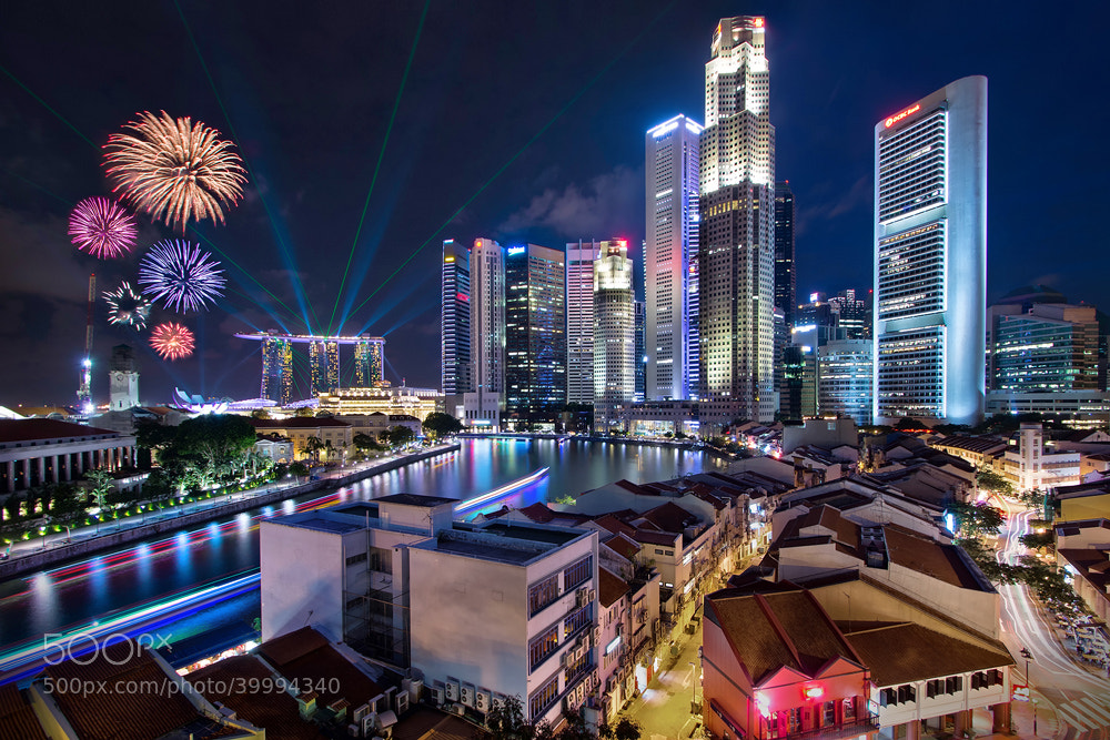 Photograph Celebration of Light by WK Cheoh on 500px