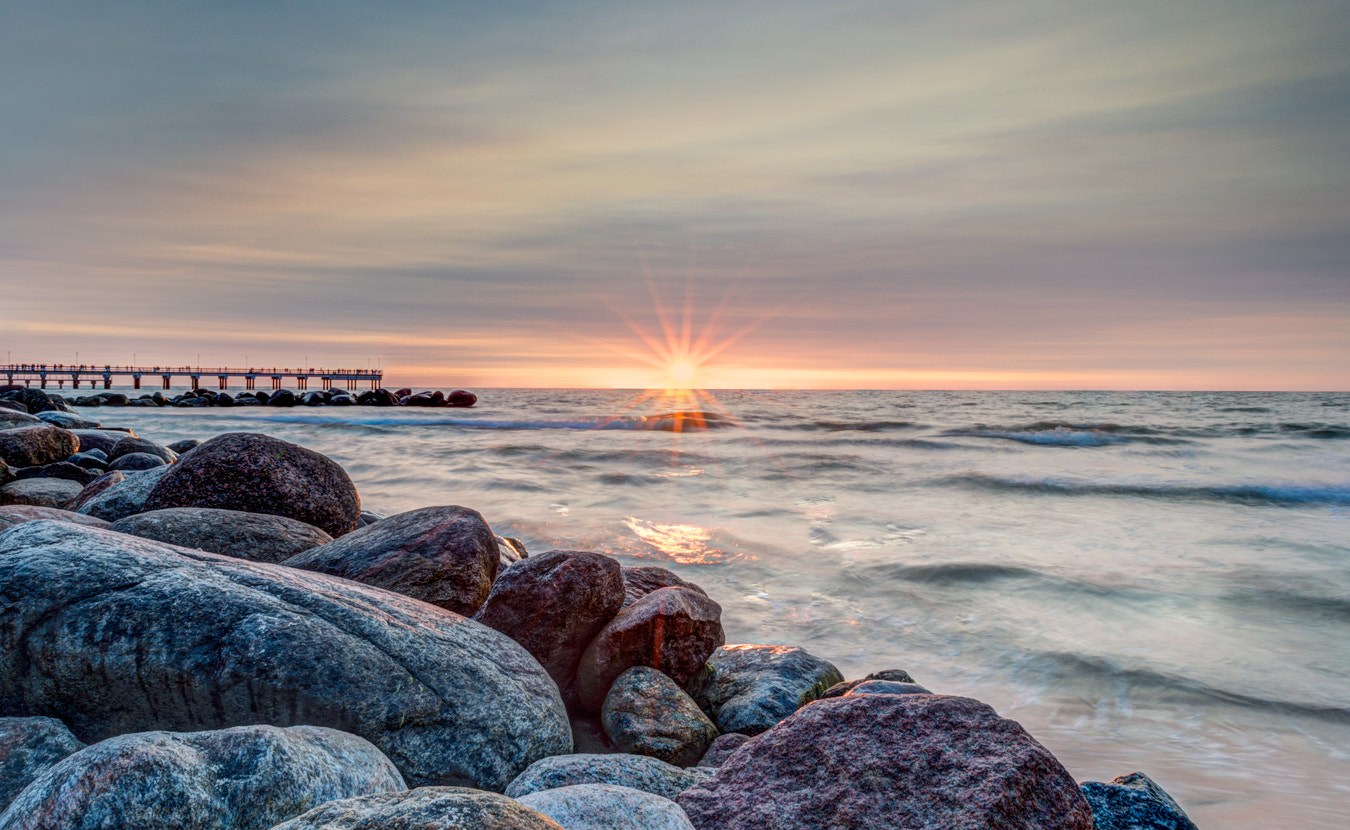 Photograph Sunset in Palanga by Norbert Durko on 500px