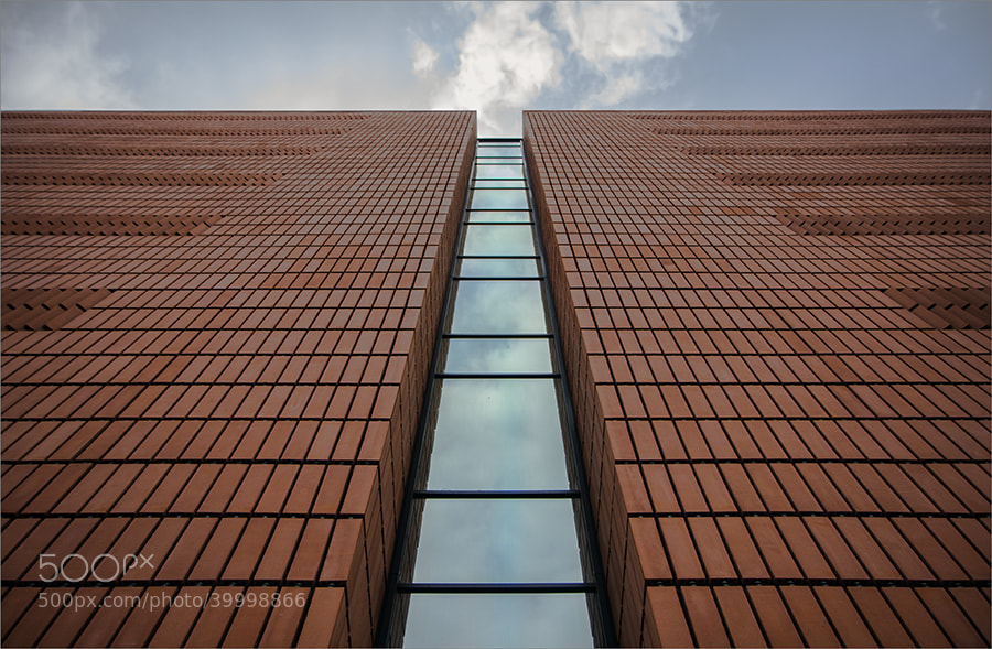 Photograph wafflewall by Gilbert Claes on 500px