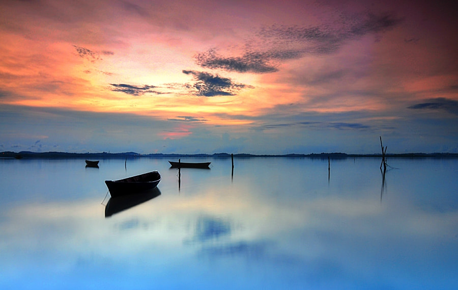 Photograph Silence in the morning by Iman Hanggi on 500px