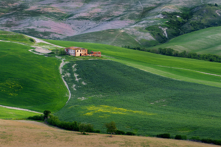 Photograph Tuscany by Janez Tolar on 500px