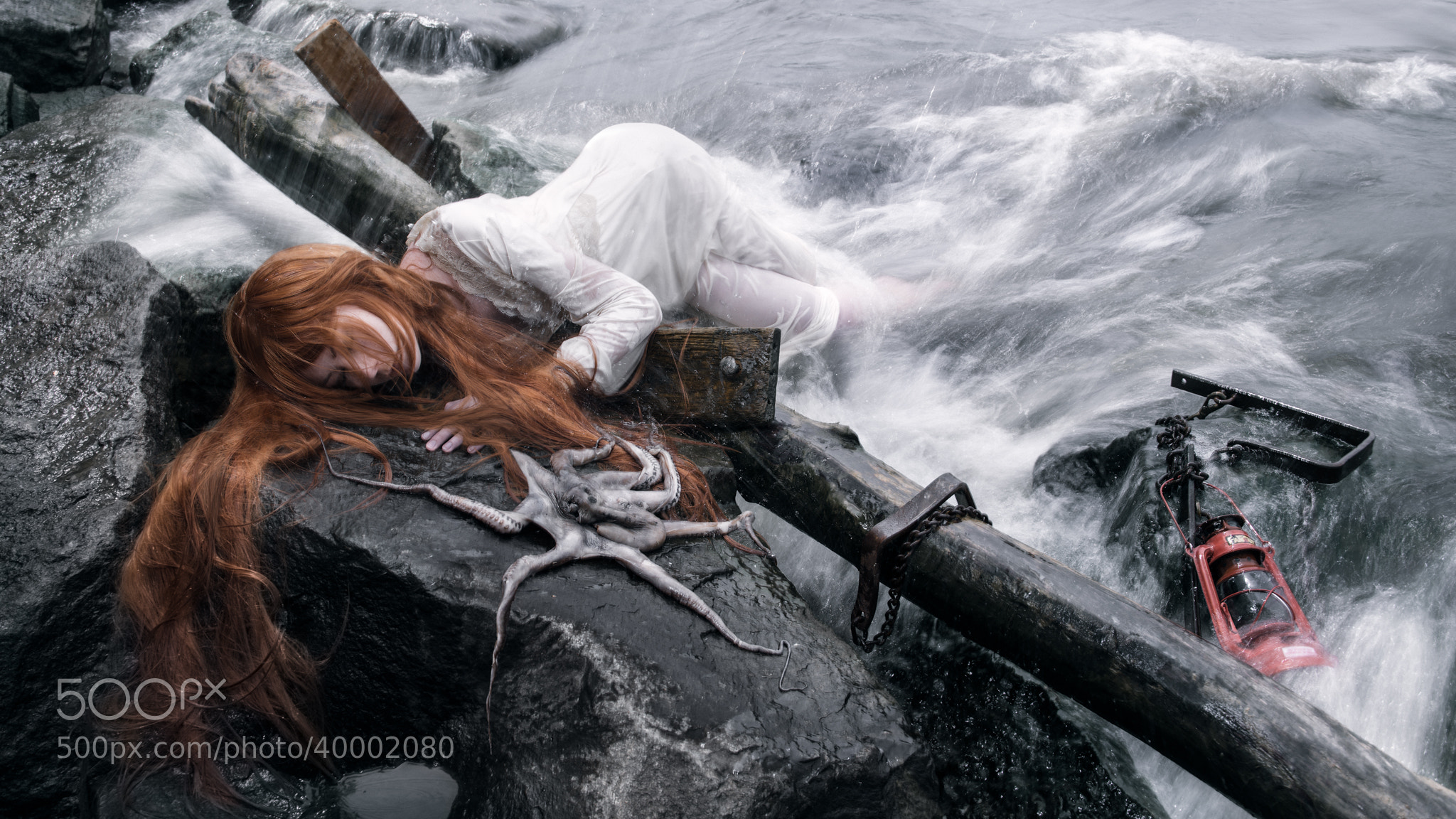 Photograph Shipwrecked by Benjamin Von Wong on 500px