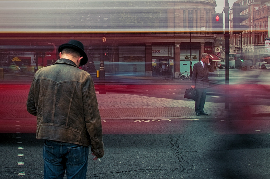 Photograph the waiting game by David Mar Quinto on 500px