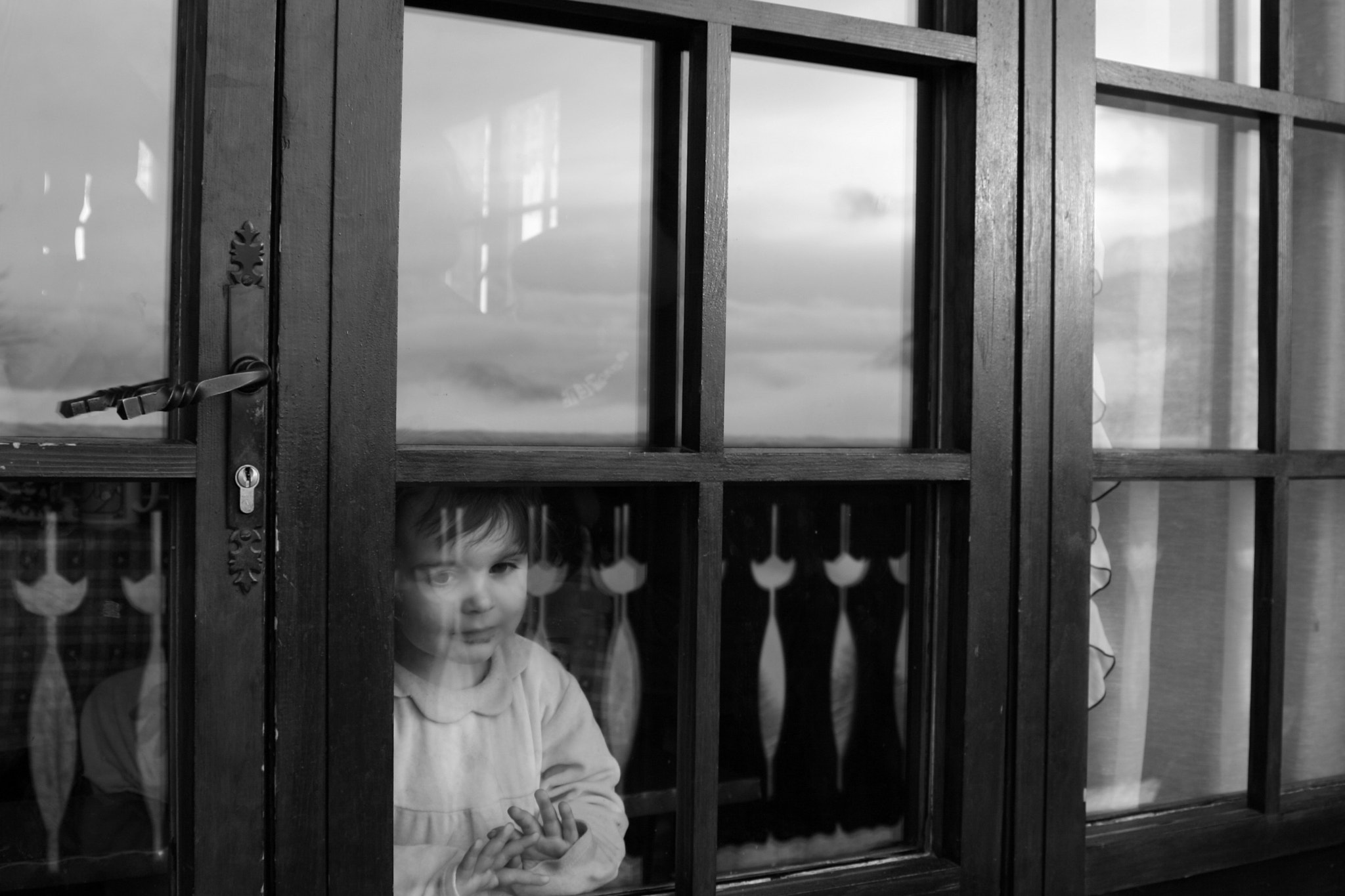 Photograph Behind the window... by Sophie Dormont on 500px