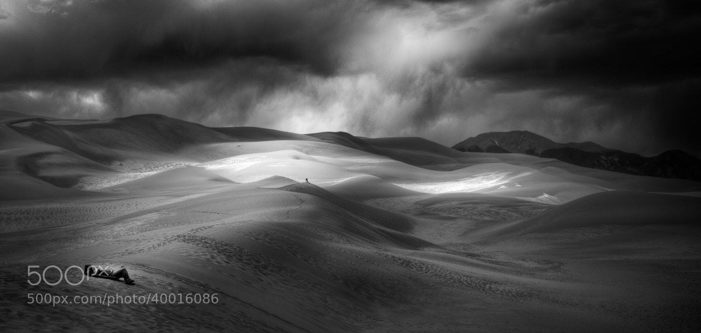 Photograph A hard rain's a gonna fall by Lior Yaakobi on 500px