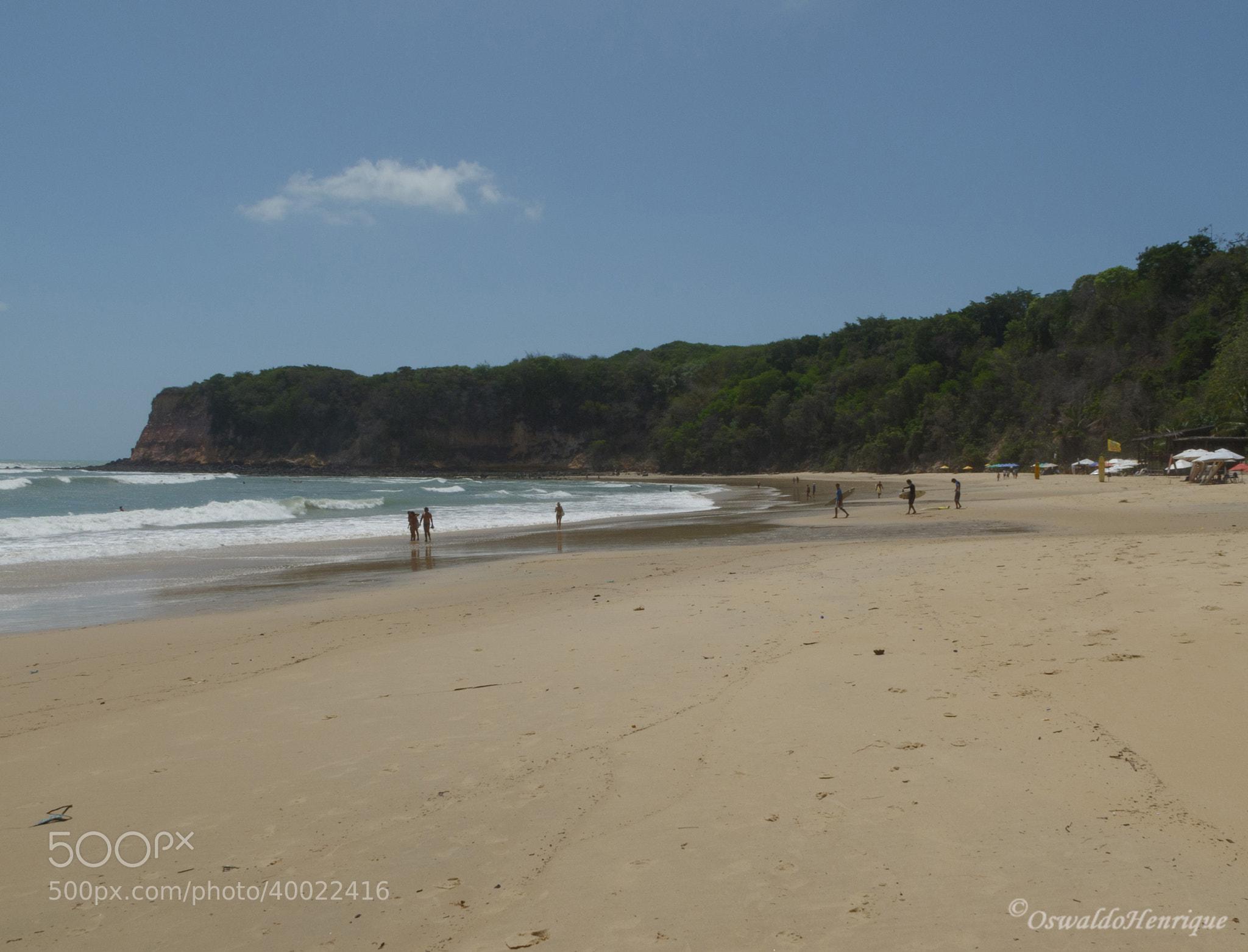Photograph Praia do Madeiro by Oswaldo Henrique on 500px