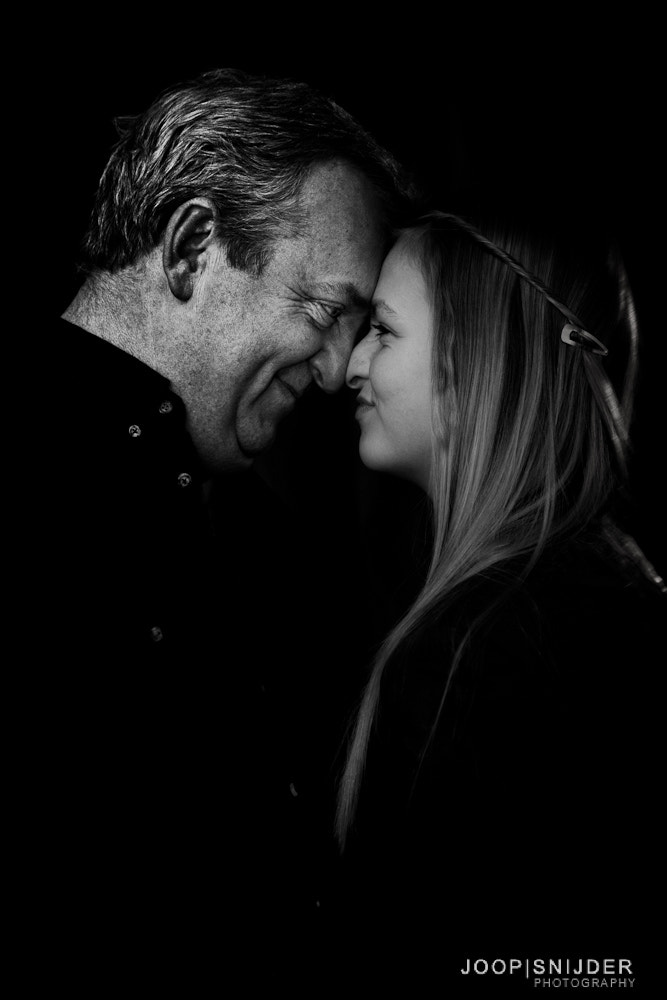 Photograph Dad & Daughter by Joop Snijder on 500px