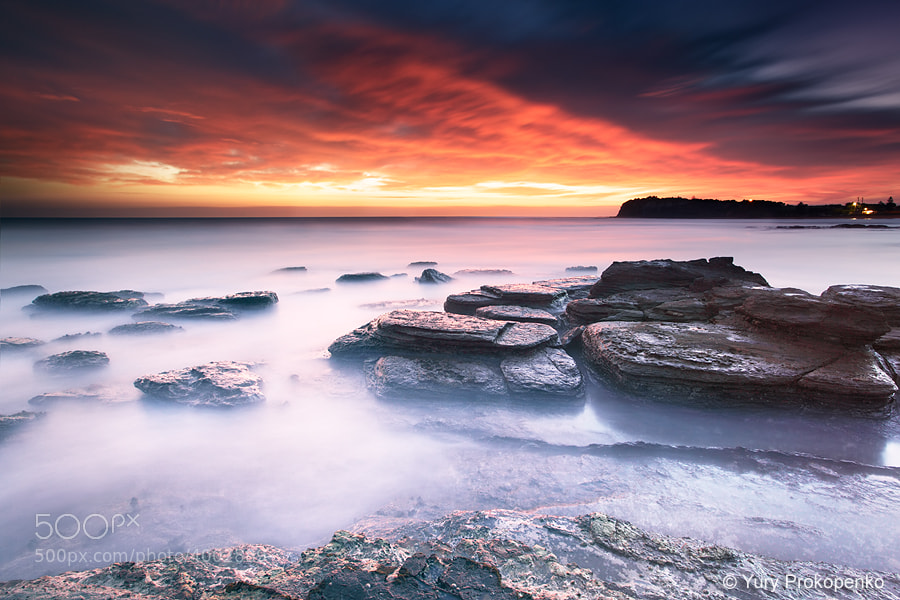 Photograph Fire in the Sky by Yury Prokopenko on 500px