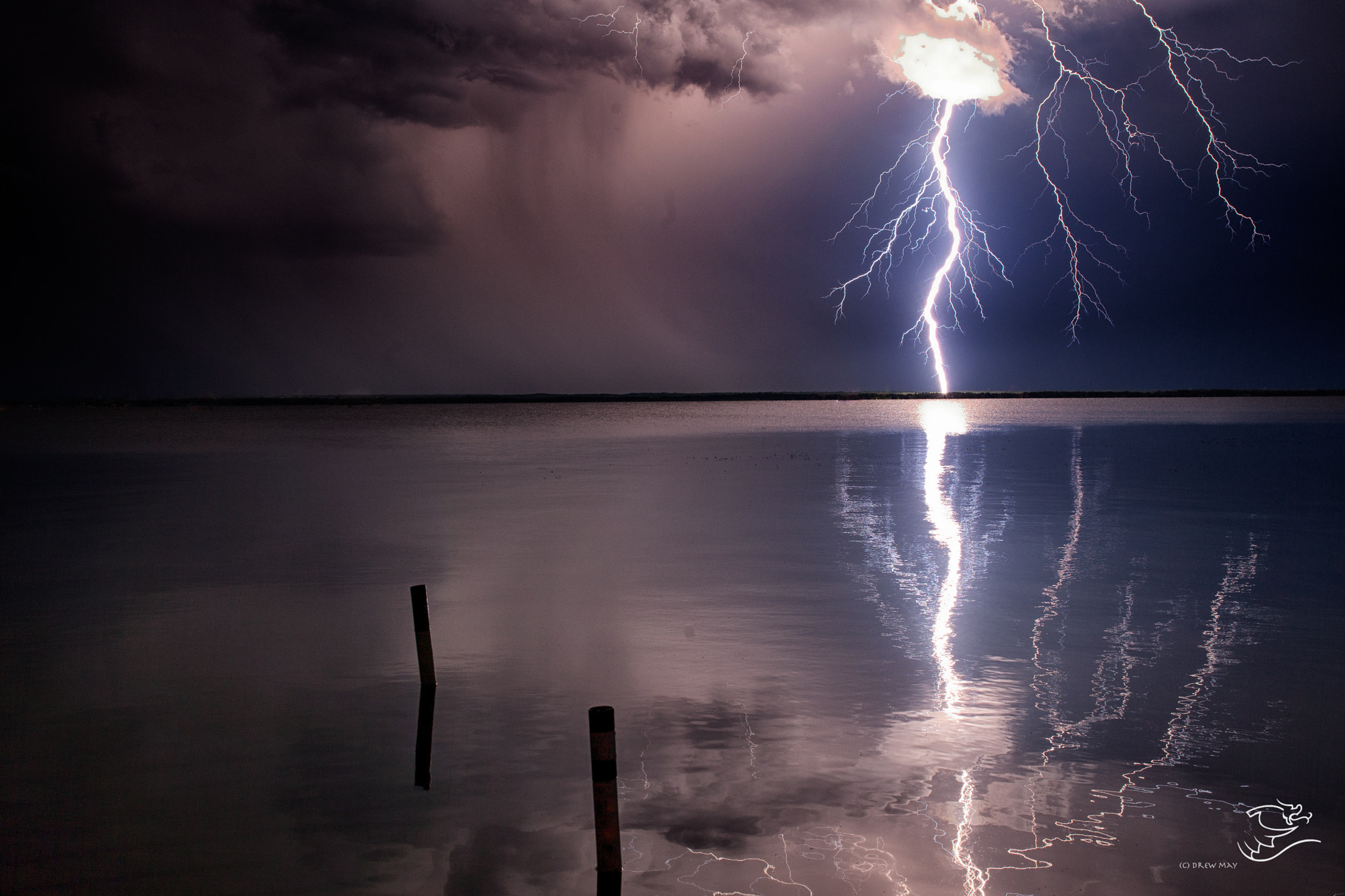 Photograph Light over Water by Drew May on 500px