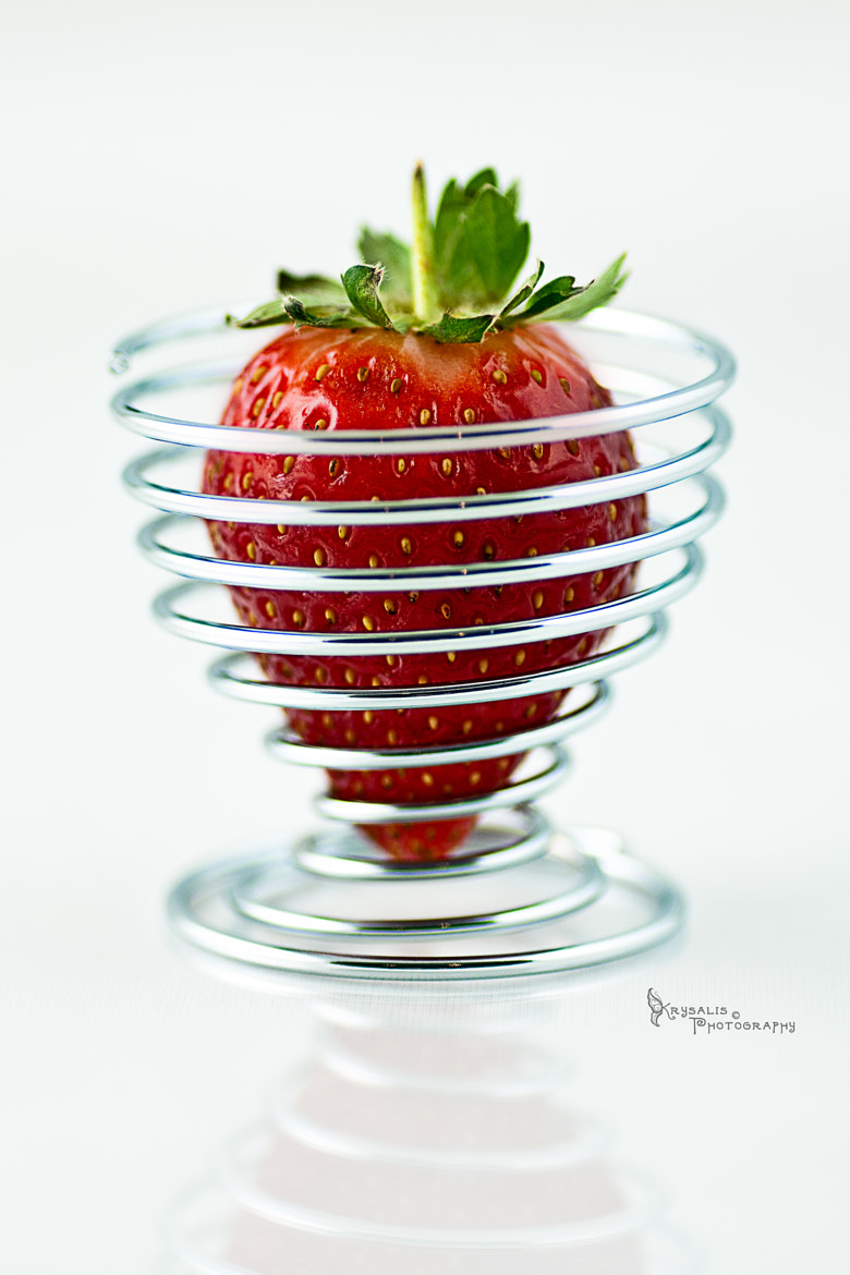 Photograph Strawberry Cup by Dade Freeman on 500px