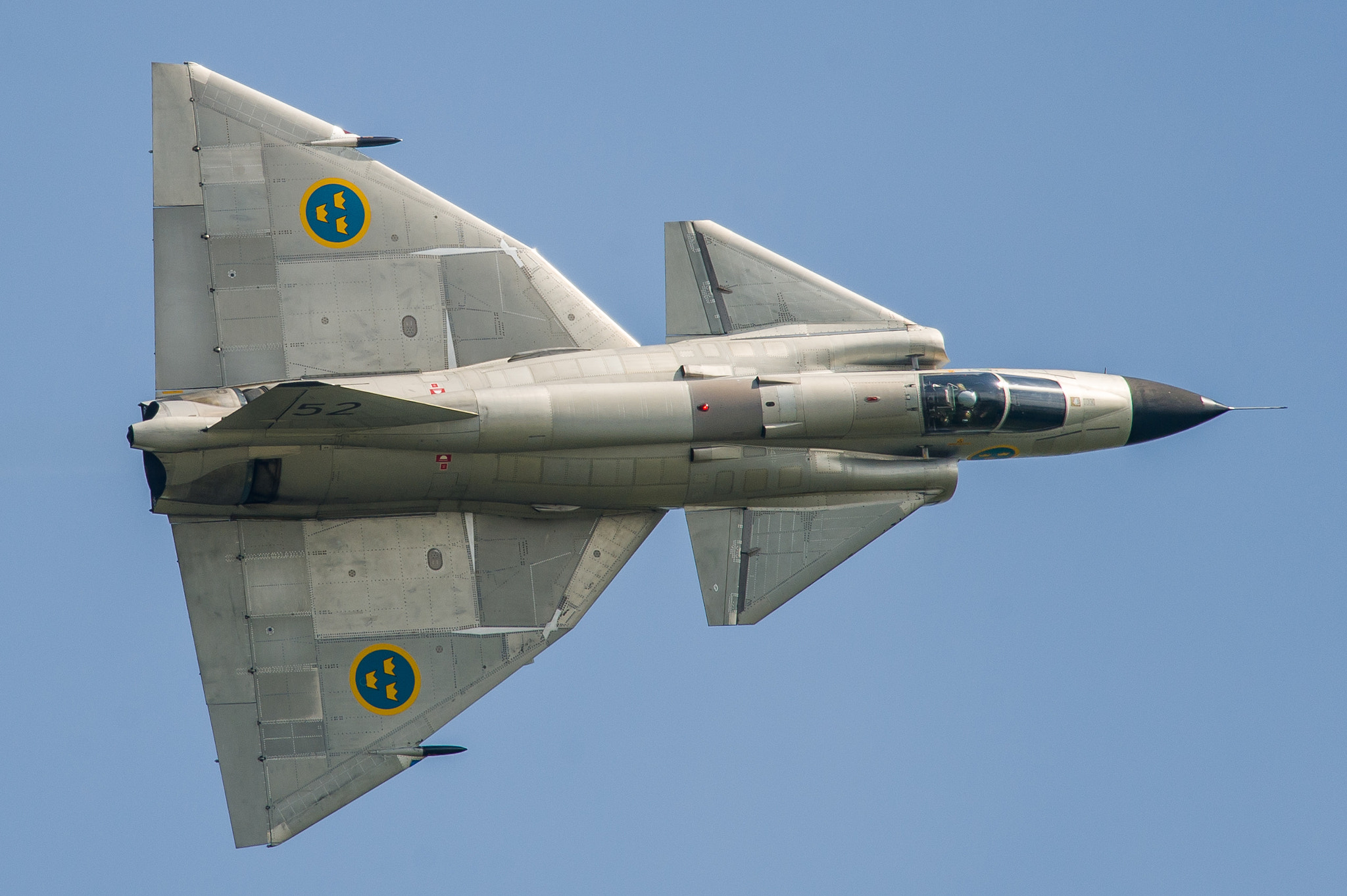 Photograph Viggen by Guy Swarbrick on 500px