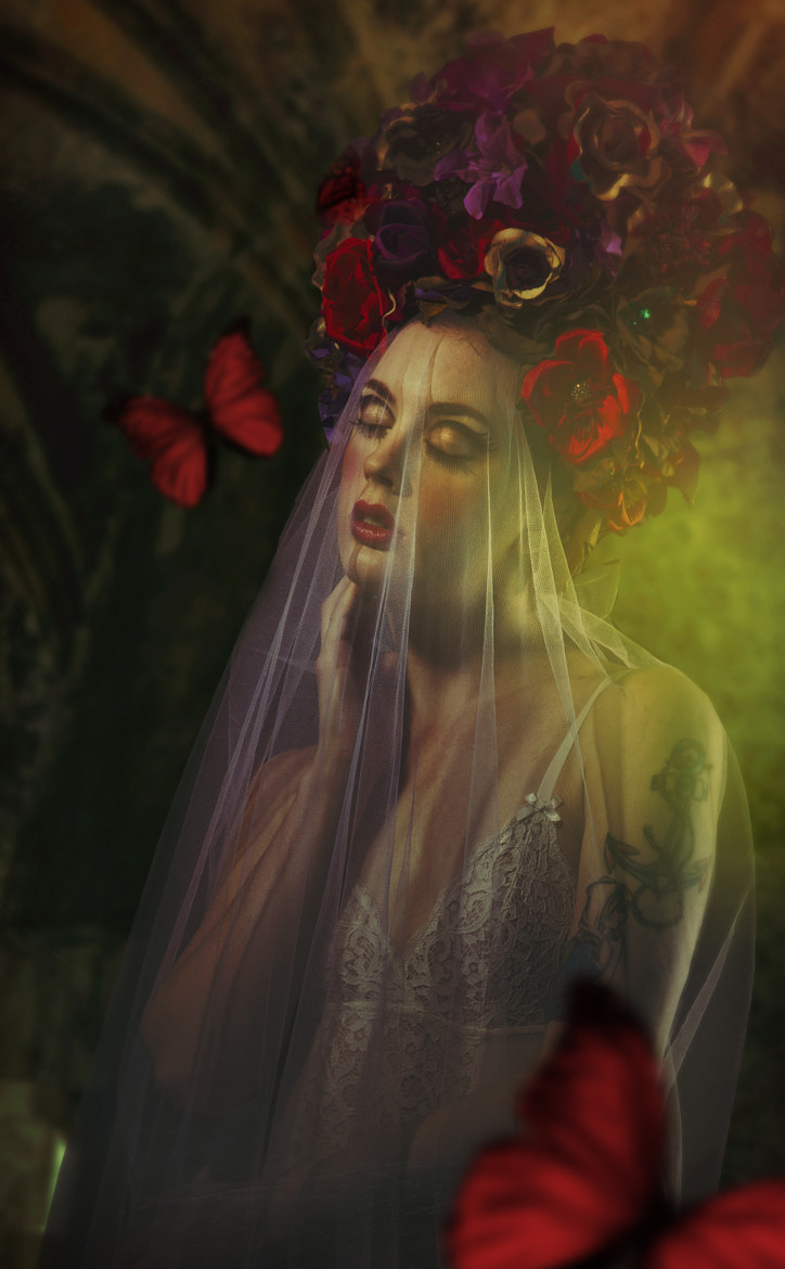 Photograph Ophelia by Phatpuppy Art on 500px