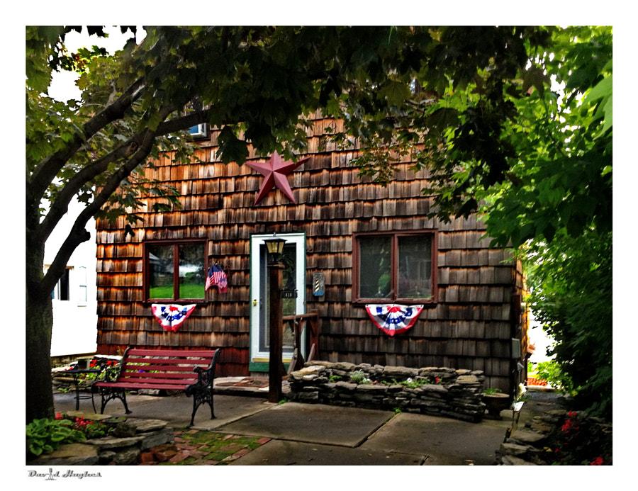 Sackets Harbor Barn Star