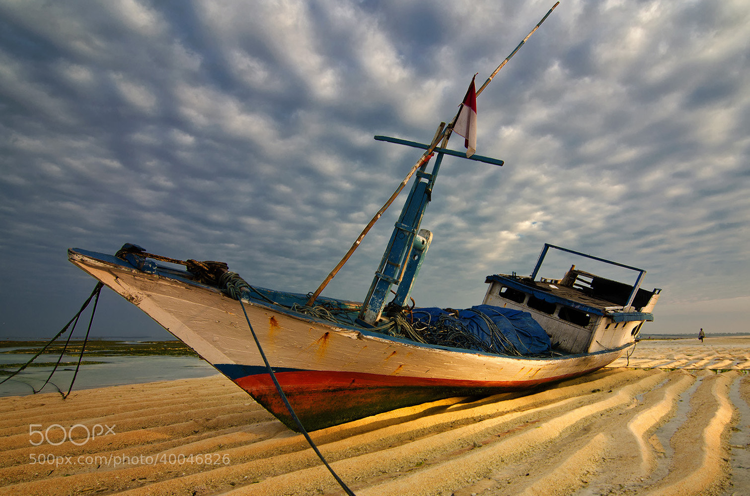 Photograph Beached by Mark Rogers on 500px