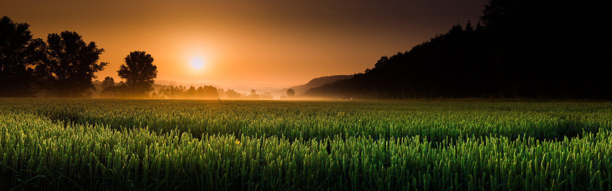 Photograph Panorama Morning Malt Germany by SutthiPhong Chaokaew on 500px