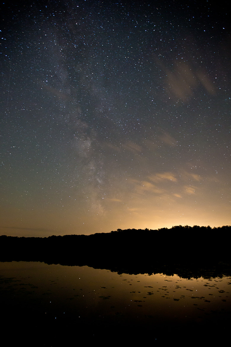 Photograph Milky Way by C. Feggestad on 500px