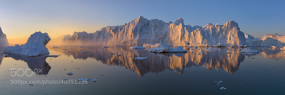 Photograph Warm Ice by Mike Reyfman on 500px