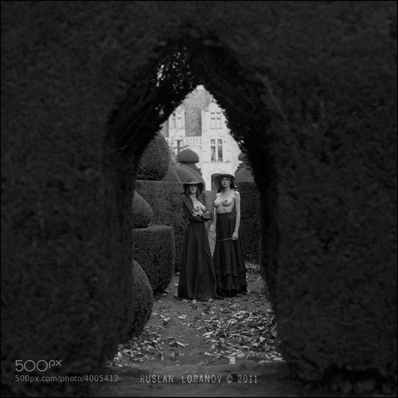 Photograph Chateau by Ruslan  Lobanov on 500px
