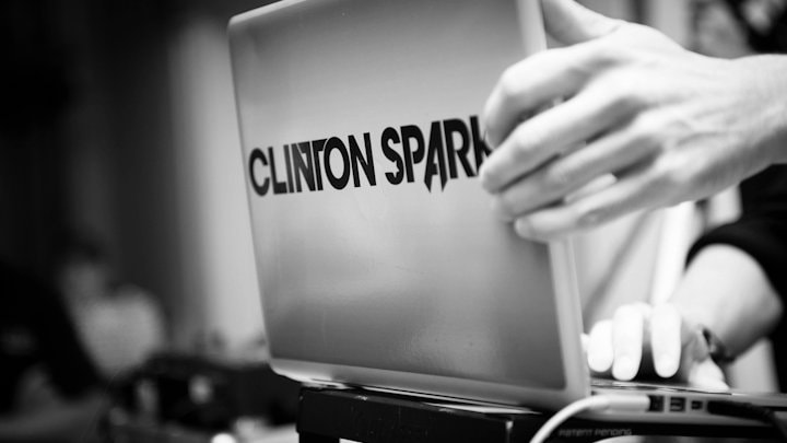Photograph DJ Clinton Sparks by Insight Imaging John Ryan  on 500px
