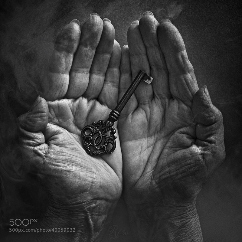 Photograph The key by Sabrina de Vries on 500px