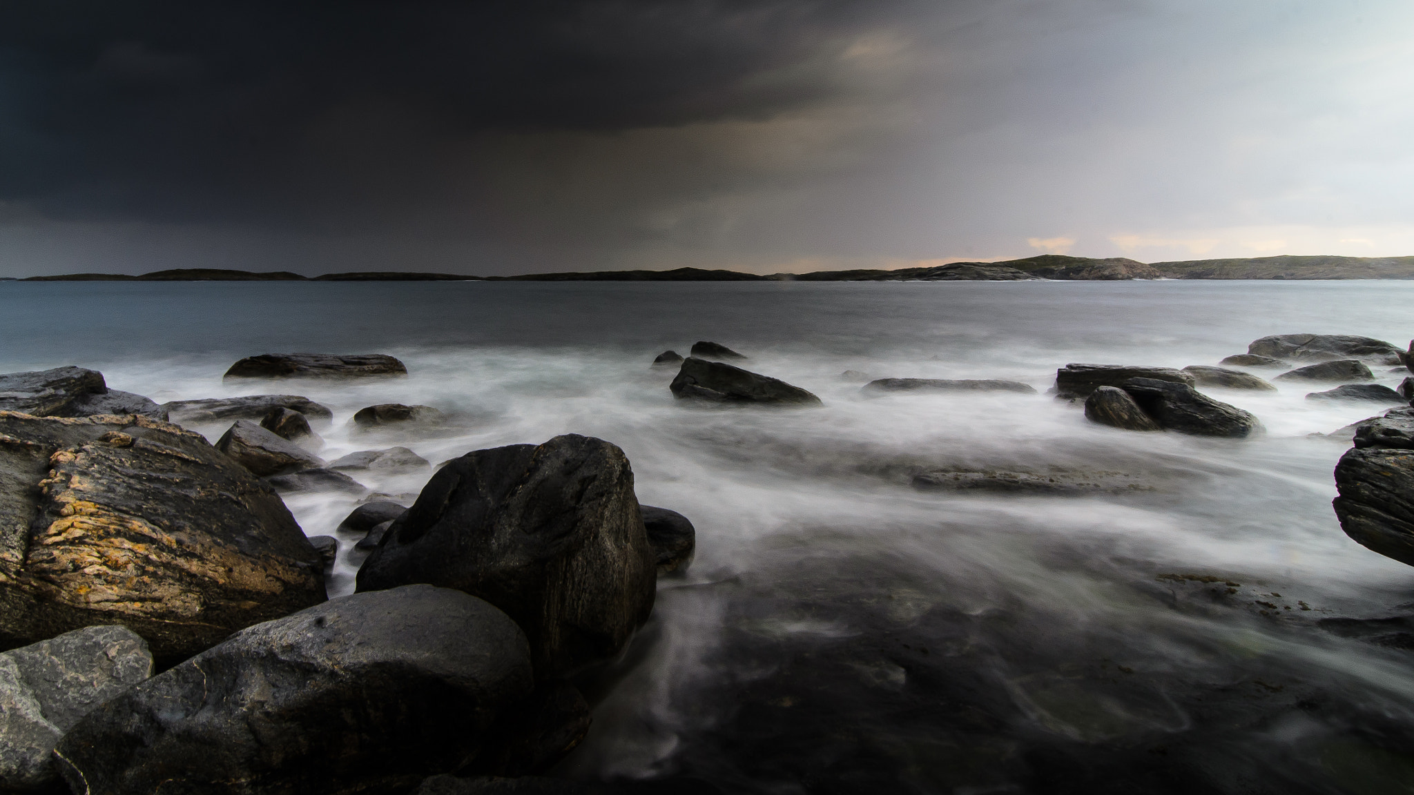 Photograph The Movement Of The Sea by Kolbein Svensson on 500px
